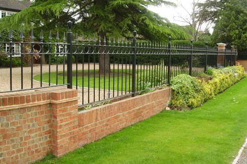 Railings Berkshire - Red Metal Works